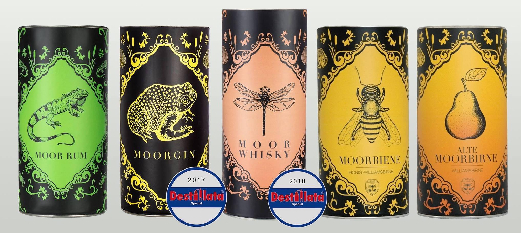 24/7 Gin Automat MOORDESTILLERIE Kolbermoor